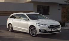 2019 Yeni Ford Mondeo Wagon Hibrit Özellikleri ile Tanıtıldı