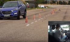 2019 Yeni Hyundai Tucson Geyik Testi Yayınlandı
