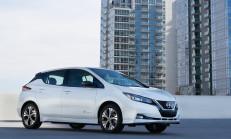 2019 Yeni Nissan Leaf E Plus Özellikleri ile Tanıtıldı
