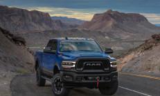 2019 Yeni Ram Power Wagon Özellikleri ile Tanıtıldı