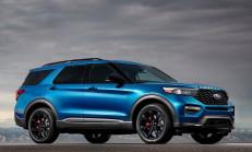400 Beygirlik 2020 Ford Explorer ST Özellikleri ile Tanıtıldı