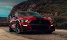 2020 Ford Mustang Shelby GT500 Detaylandı
