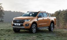 2020 Yeni Ford Ranger Wildtrak Özellikleri ile Tanıtıldı