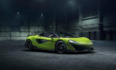 2020 Yeni McLaren 600LT Spider Özellikleri Açıklandı