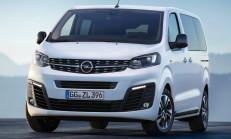 2020 Yeni Opel Zafira Life Özellikleri ile Tanıtıldı