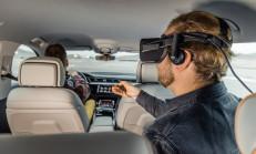 Audi, Otomobil'de Sanal Gerçekliğin Kapısını Açacak