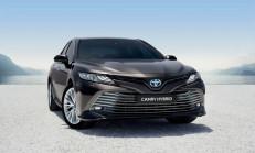 D Segmenti 2018 Yılı Satış Rekoru Toyota Camry'nin