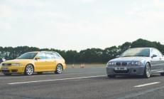 Hangisi Geçer? BMW M3 CSL – Audi RS4 B5