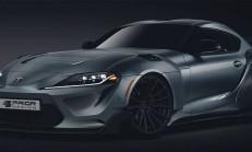 Prior Design 2020 Toyota Supra Modifiye Çalışması Tanıtıldı