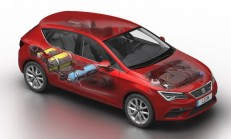 Seat Leon İçin Doğalgazlı Yeni 1.5  TGI EVO Motor Takviyesi