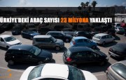 Türkiye'deki Araç Sayısı Açıklandı (2019)