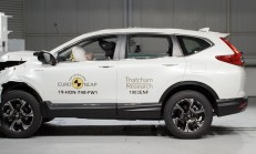 2019 Yeni Honda CR-V Euro NCAP Güvenlik Testi Yayınlandı