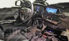 2020 Yeni Kasa BMW 1 Serisi Kokpiti Görüntülendi