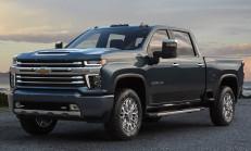 2020 Yeni Kasa Chevrolet Silverado HD (MK4) Özellikleri ile Tanıtıldı