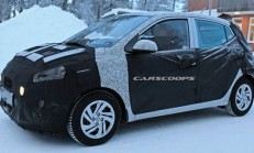 2020 Yeni Kasa Hyundai i10 (MK3) Görüntülendi
