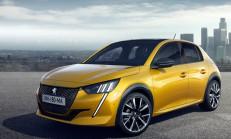 2020 Yeni Kasa Peugeot 208 Özellikleri ile Tanıtıldı