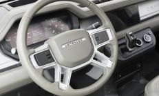 2020 Yeni Land Rover Defender Kokpiti Görüntülendi