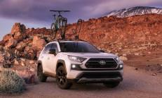 2020 Yeni Toyota RAV4 TRD Off Road Özellikleri ile Tanıtıldı