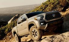 2020 Yeni Toyota Tacoma Özellikleri ile Tanıtıldı