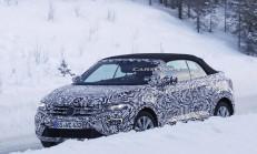 2020 Yeni Volkswagen T-Roc Cabriolet Geliyor