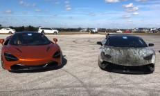Hangisi Geçer? 850 Beygirlik Huracan Performante – McLaren 720S