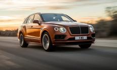 2020 Yeni Bentley Bentayga Speed Teknik Özellikleri Açıklandı