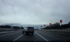 BMW X5 ile Spin Attı