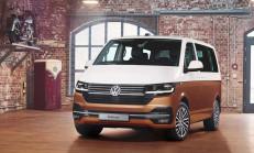 Makyajlı 2019 Volkswagen Transporter Multivan T6.1 Tanıtıldı