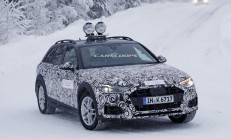Makyajlı 2020 Audi A4 Allroad Görüntülendi