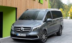 Makyajlı 2020 Mercedes-Benz V Serisi Özellikleri ile Tanıtıldı