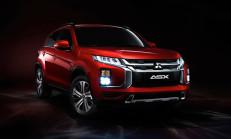 Makyajlı 2020 Yeni Mitsubishi ASX Özellikleri ile Tanıtıldı