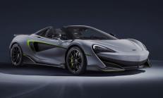 MSO'nun Yeni Aracı: 2020 McLaren 600LT Spider