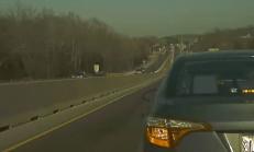 Tesla Model 3'ün Oto Pilotu Kazayı Önledi