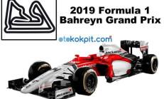 2019 Formula 1 Bahreyn Grand Prix Hangi Gün Saat Kaçta