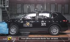2019 Seat Tarraco Euro NCAP Sonuçları Açıklandı