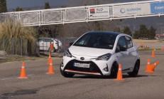 2019 Toyota Yaris Geyik Testi Yayınlandı