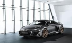 2019 Yeni Audi R8 V10 Decennium Özellikleri ile Tanıtıldı
