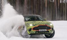 2020 Aston Martin DBX Ne Zaman Çıkacak?
