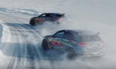 2020 Mercedes-AMG A45 Buz Üzerinde Dans Etti!