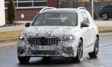 2020 Mercedes-AMG GLB 35 Geliyor