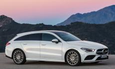 2020 Yeni Mercedes-Benz CLA Shooting Brake Tanıtıldı