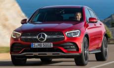 Makyajlı 2020 Yeni Mercedes-Benz GLC Coupe Özellikleri ile Tanıtıldı