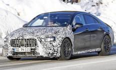 Yeni Kasa Mercedes-AMG CLA 45 Yeniden Görüntülendi