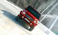 Yeni Mercedes G serisi Baraj'da Yürüdü!