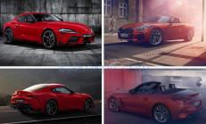 Yeni Toyota Supra – BMW Z4 M40i Karşılaştırması