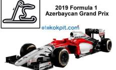 2019 Formula 1 Azerbaycan Grand Prix Hangi Gün Saat Kaçta