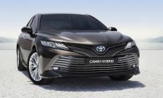 2019 Toyota Camry Hibrit Türkiye Fiyatı Açıklandı