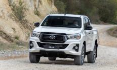 2019 Toyota Hilux Special Edition Özellikleri ile Tanıtıldı