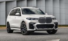 2019 Yeni BMW X7 xDrive50i Teknik Özellikleri Açıklandı