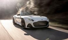 2020 Aston Martin DBS Superleggera Volante Tanıtıldı